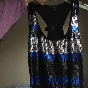 Forever 21 sequence tank size Small